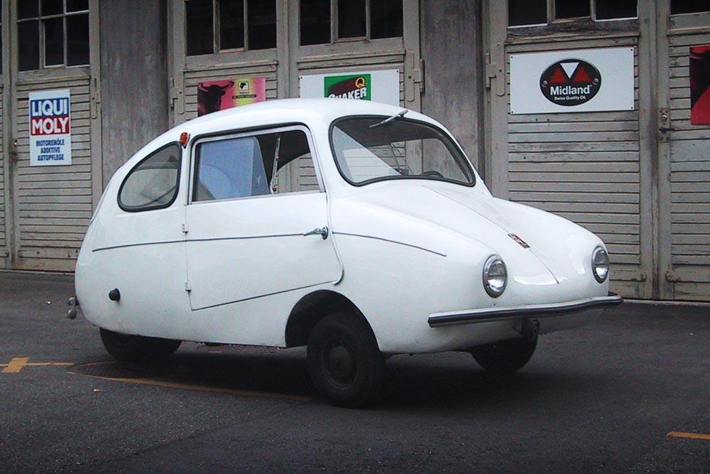 1954 Fuldamobil S-1