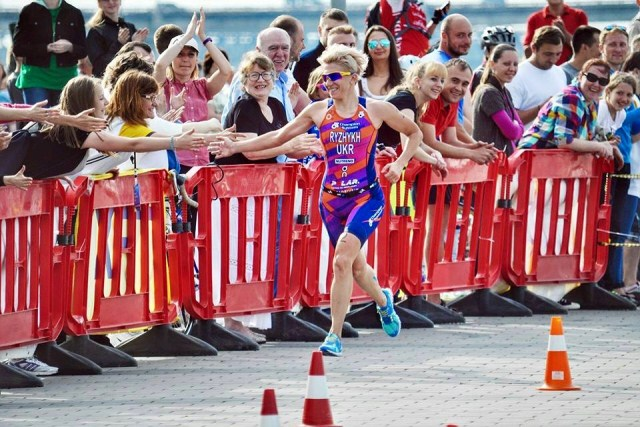 Днепропетровские спортсменки - победители двух чемпионатов Украины по триатлону