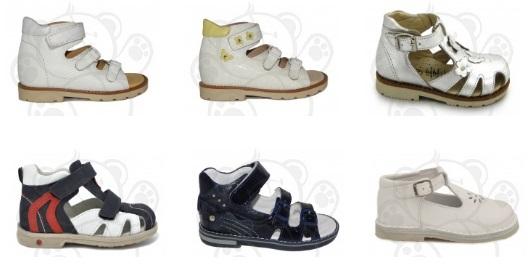Для корекції відхилень у розвитку опорно-рухового апарату широко  використовується взуття спеціального призначення 887a9e7e81822